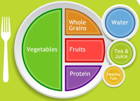 My Plate - Nutrition